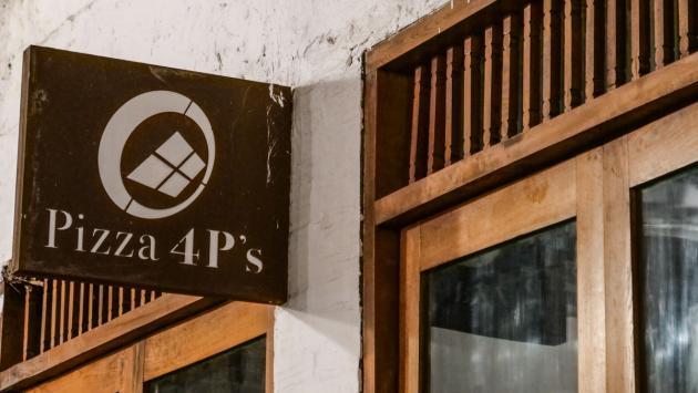 Pizza 4ps Trang Tien St., Hanoi