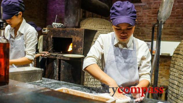 4P's Pizza, Ben Thanh Market