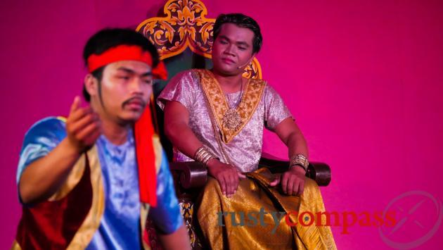 Cambodian Living Arts performance of Plae Pakaa