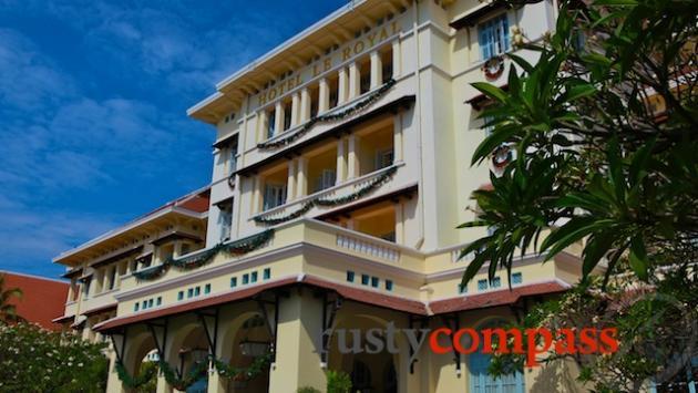 Raffles Hotel Le Royal, Phnom Penh