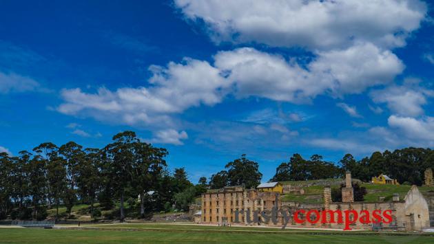 Port Arthur, World Heritage Listed Convict Site, Tasmania