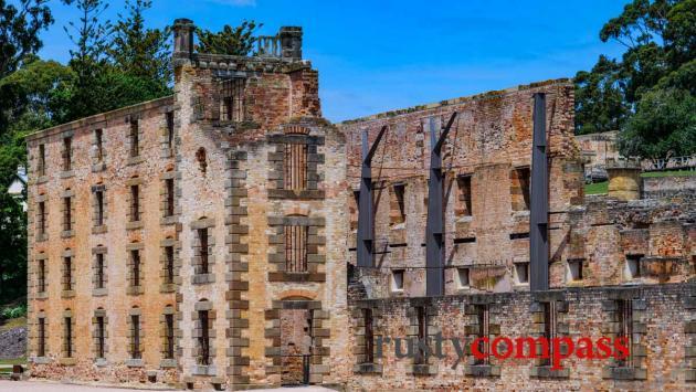 Port Arthur convict ruins