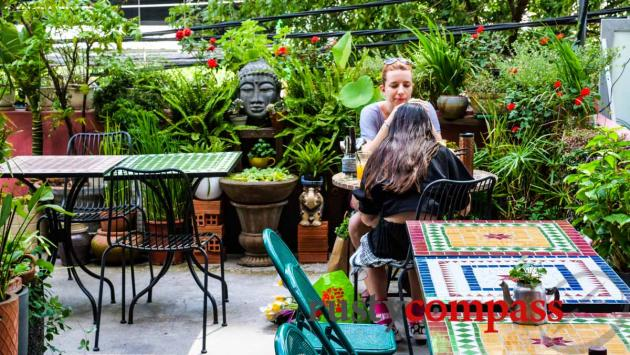 Prem Vegetarian Bistro, Saigon