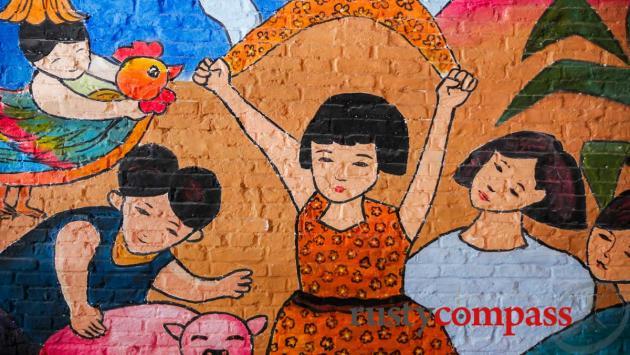 Propaganda VIetnamese Bistro, Saigon