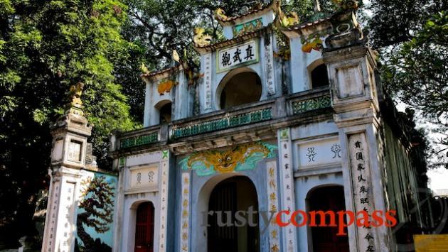 Quan Thanh Pagoda, Hanoi