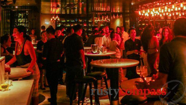 Qui Bar and Lounge, Saigon