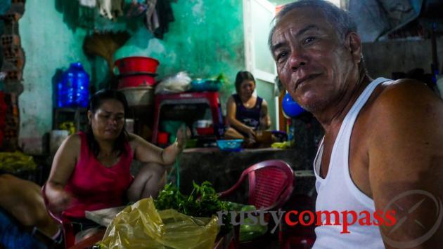 The noodle man - Quy Nhon