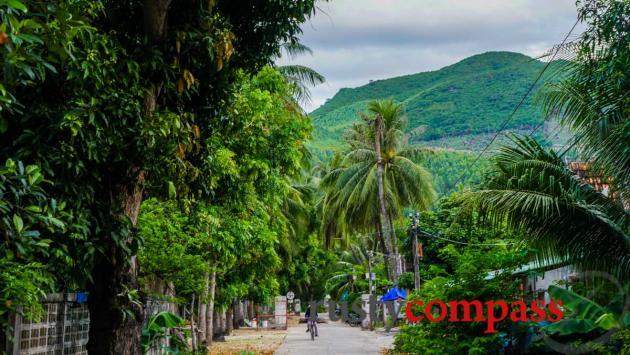 Stunning setting Quy Hoa leper colony Quy Nhon
