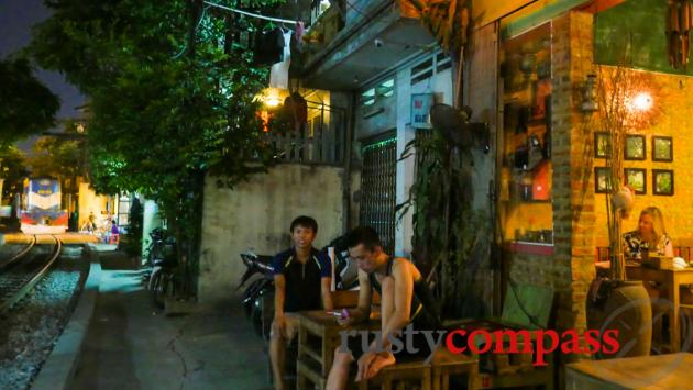 Ray Quan, Hanoi