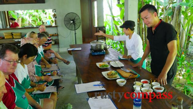 Red Bridge Cooking School, Hoi An