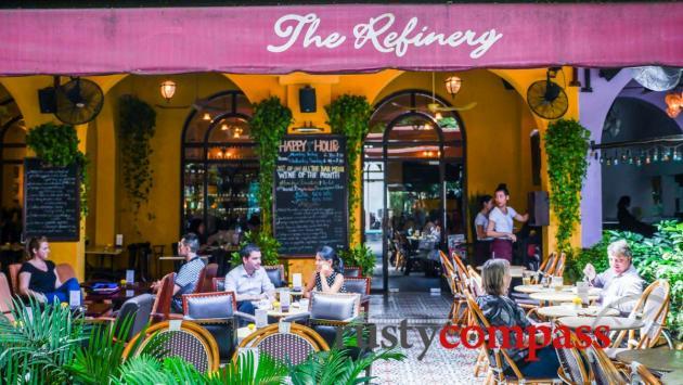 Refinery Restaurant, Saigon