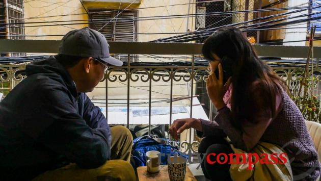 Reng Reng Coffee, Hanoi