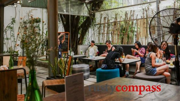 Kokois Cafe and concept store, District 2, Saigon