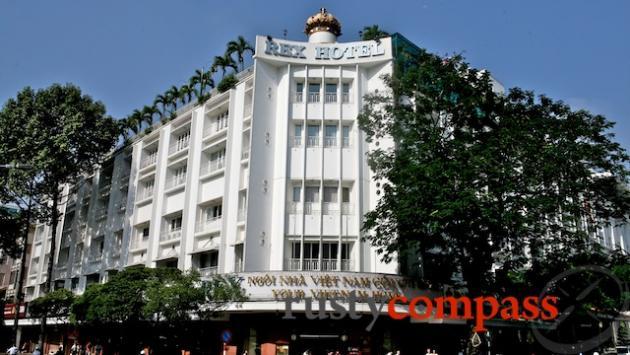 Rex Hotel, Saigon  Rex Hotel, Saigon