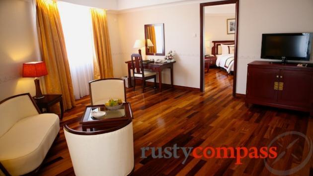 Governor's Suite - Rex Hotel, Saigon