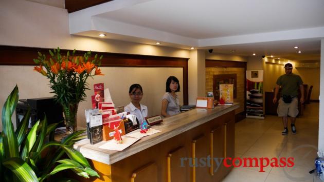 Rising Dragon Hotel Bat Su, Hanoi