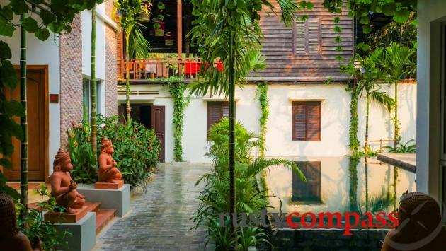 River Bay Villa Hotel, Siem Reap