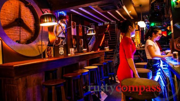 Rockstore Bar, Hanoi