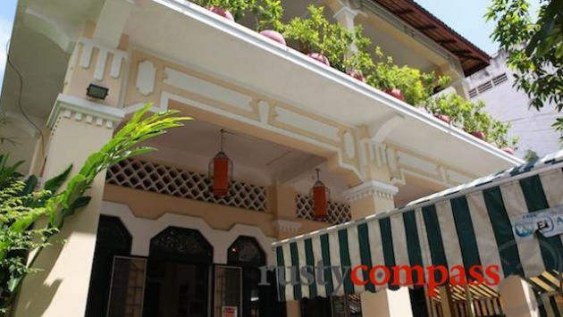 Romdeng Restaurant, Phnom Penh
