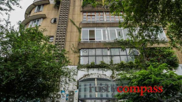 Deco apartment, Pasteur St, Ho Chi Minh City