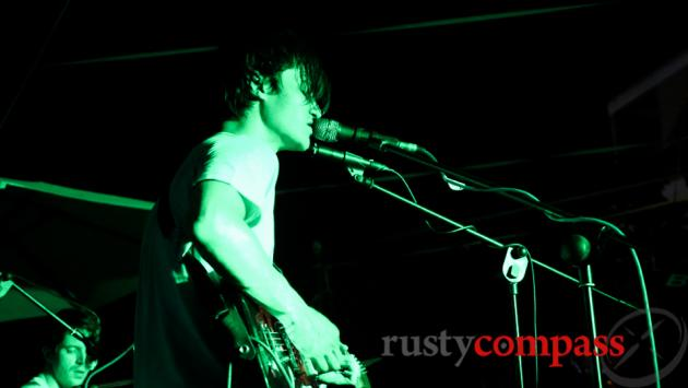 American indy rock act Dodos play Saigon Outcast in 2013
