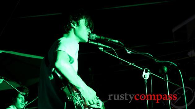 American indy rock act Dodos play Saigon Outcast in 2013