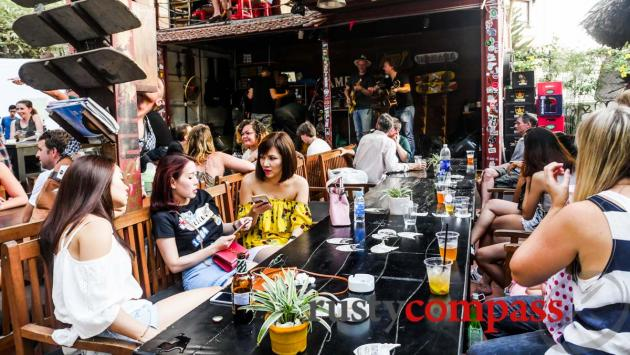 Look out for events at Saigon Outcast