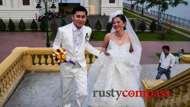 Wedding shots - Post de Messageries Maritimes