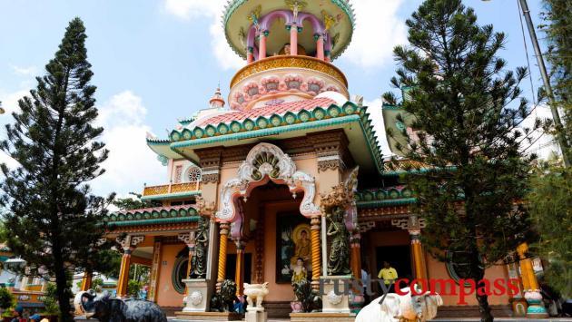 Sam Mountain, Chau Doc