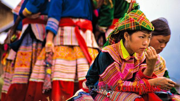 Rainbow Hmong, Sapa