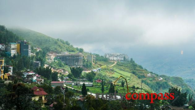 The Hill Station Boutique Hotel, Sapa