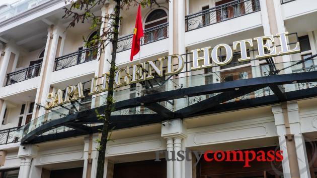 Sapa Legend Hotel, Sapa