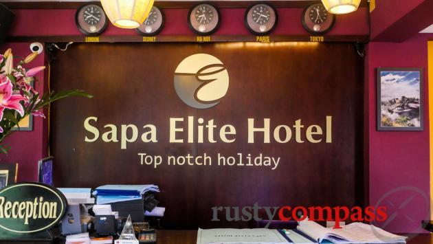 Sapa Elite Hotel, Sapa