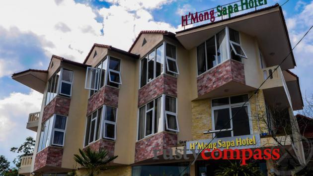 Hmong Sapa Hotel, Sapa