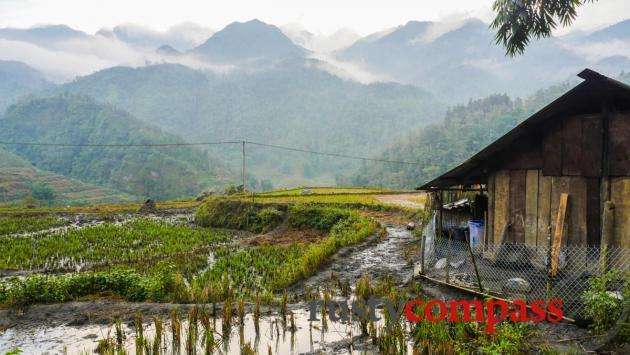 Sin Chai village, Sapa