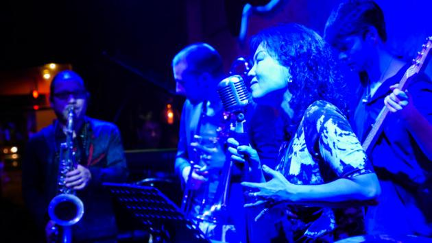 Sax n'Art, Jazz Club, Saigon