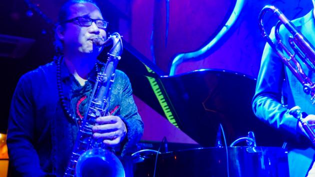 Tran Manh Tuan, the man behind Sax n'Art in Saigon