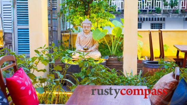 Secret Garden Restaurant, Saigon