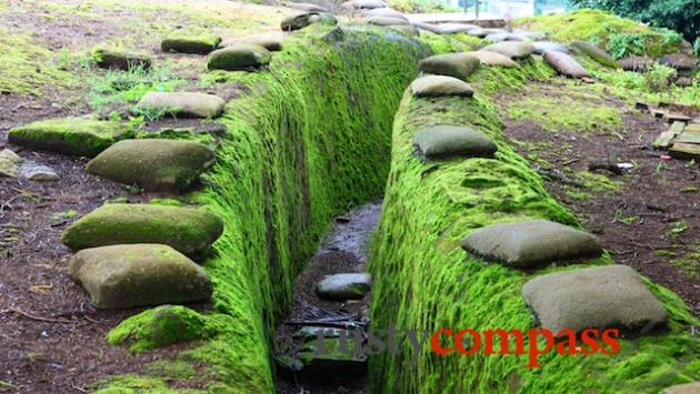 Trenches, Hill A1, Dien Bien Phu