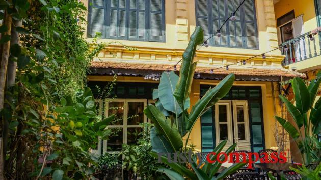 Sente - lotus inspired cuisine, Hanoi
