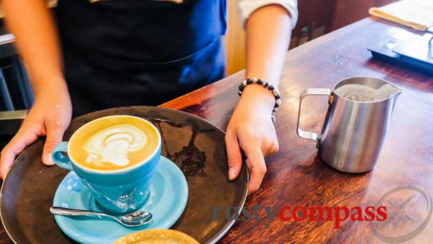 Shin Specialty Coffee, Saigon