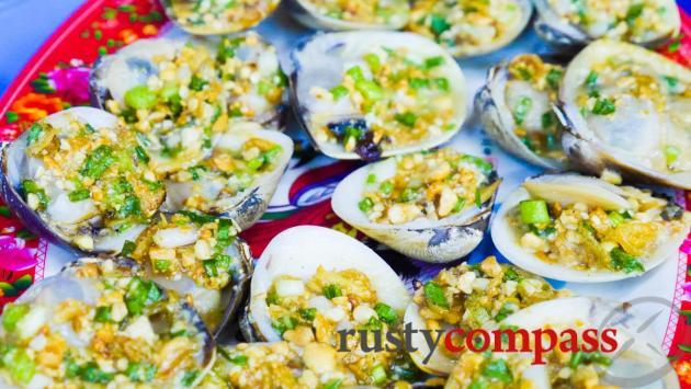 Seafood BBQ, Danang