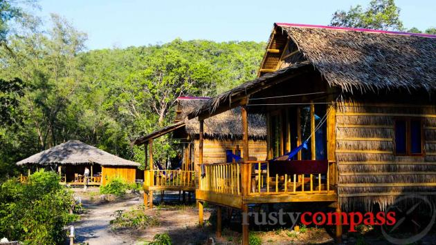 Eco Dive Resort, Koh Rong Samloen