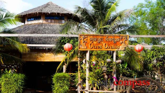 Otres Orchid bungalow resort, Otres Beach, Sihanoukville