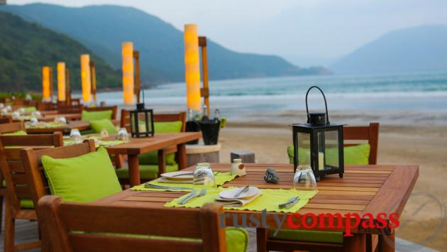 Restaurant, Six Senses Resort, Con Dao