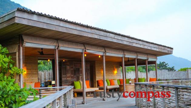 Reception, Six Senses Resort, Con Dao
