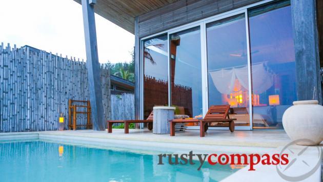 Ocean Front Deluxe Pool Villa, Six Senses Con Dao