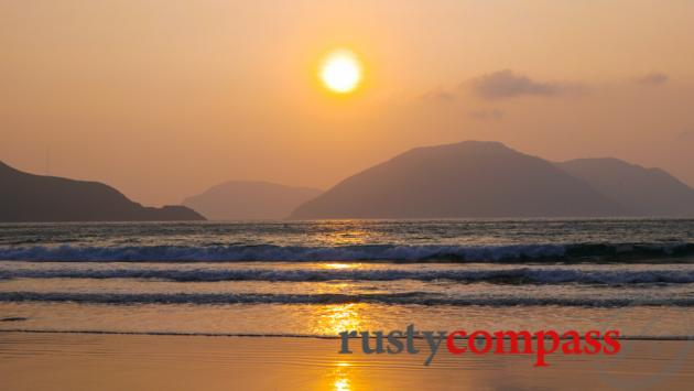 Sunrise - Six Senses Resort, Con Dao