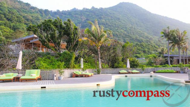 Pool - Six Senses Resort, Con Dao