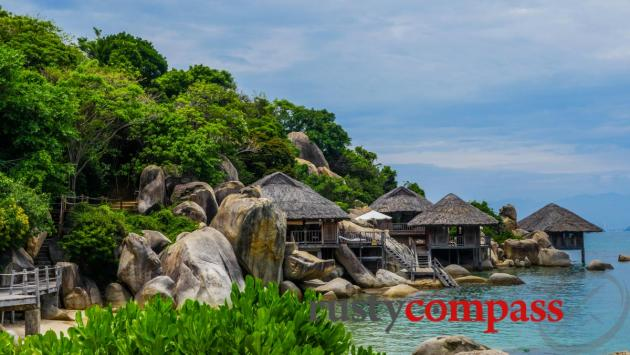 Water Pool Villas, Six Senses, Ninh Van Bay